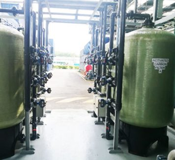 Activated Carbon Filter (ACF)